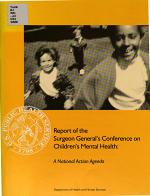 Report of the Surgeon General's Conference on Children's Mental Health