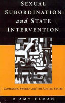 Sexual Subordination and State Intervention