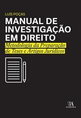Manual de Investiga    o em Direito  Metodologia da prepara    o de teses e artigos jur  dicos PDF
