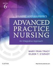 Hamric   Hanson s Advanced Practice Nursing   E Book PDF
