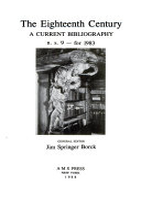 Download The Eighteenth Century Book