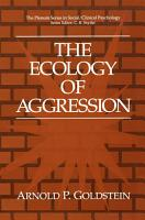 The Ecology of Aggression PDF