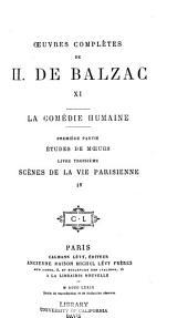 Œuvres complètes: Volume11