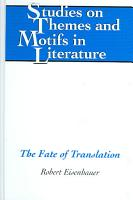 The Fate of Translation PDF