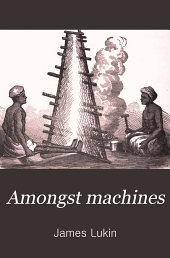 Amongst Machines: A Description of Various Mechanical Appliances Used in the Manufacture of Wood, Metal, and Other Substances. A Book for Boys ...