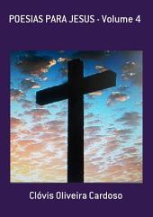 Poesias Para Jesus Volume 4