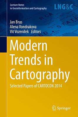 Modern Trends in Cartography PDF