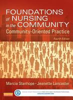 Foundations of Nursing in the Community   E Book PDF