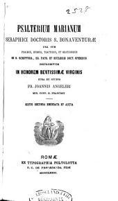 Psalterium Marianum