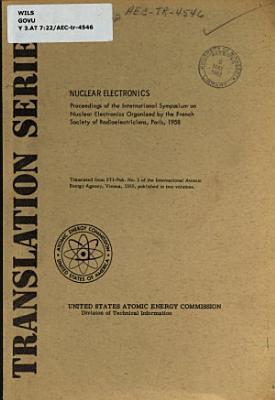 Nuclear Electronics PDF