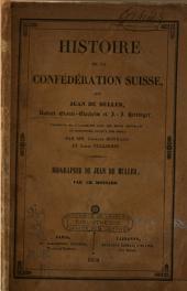 Biographie de Jean de Muller