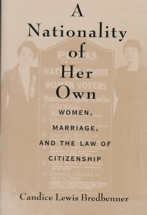 A Nationality of Her Own PDF