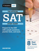 Official Sat Study Guide 2020 Edition Book PDF