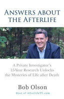 Download Answers about the Afterlife Book