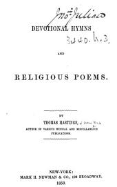 Devotional Hymns and Religious Poems