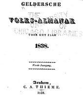 Geldersche volks-almanak ...: Volumes 4-6