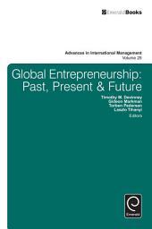 Global Entrepreneurship: Past, Present & Future