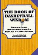The Book of Basketball Wisdom PDF