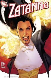 Zatanna (2010-) #6