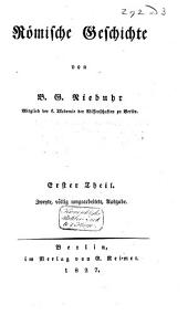 Titus Livius Römische Geschichte: Band 1