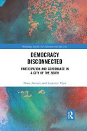 Democracy Disconnected