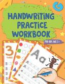 Handwriting Practice Workbook for Kids PDF