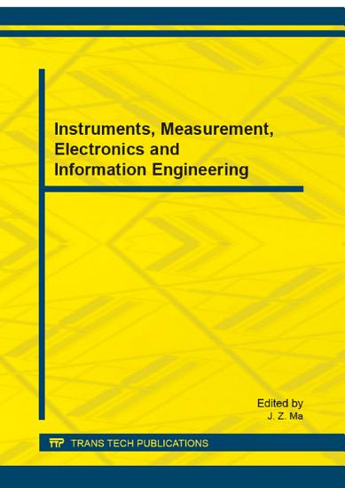 Instruments  Measurement  Electronics and Information Engineering PDF
