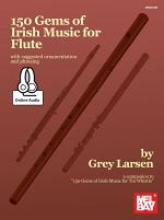 150 Gems of Irish Music for Flute
