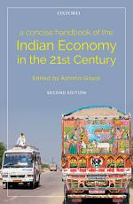 A Concise Handbook of the Indian Economy in the 21st Century  Second Edition PDF