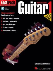 FastTrack Guitar Method -: Book 1