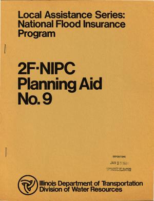 National Flood Insurance Program  NIPC Planning Aid No 9  model Ordinance