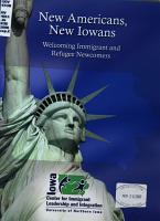 New Americans  New Iowans PDF