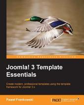 Joomla! 3 Template Essentials