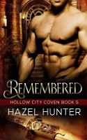 Remembered  Book Five of the Hollow City Coven Series  PDF