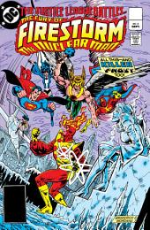 The Fury of Firestorm (1982-) #4