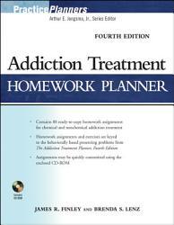 Addiction Treatment Homework Planner PDF