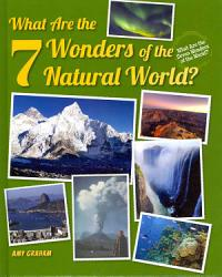 What Are the 7 Wonders of the Natural World  PDF