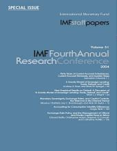 IMF Staff Papers: Volume 51: Special Issue: IMF Fourth Annual Research Conference