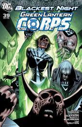 Green Lantern Corps (2006-) #39