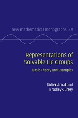 Representations of Solvable Lie Groups PDF