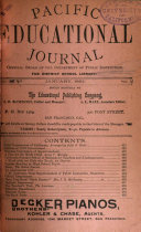 Pacific Educational Journal