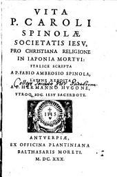 Vita Caroli Spinolae