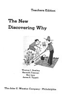 The New Discovering why