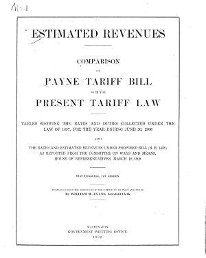 Estimated Revenues