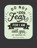 Do Not Fear For I Am With You Isaiah 41 PDF