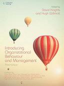 Introducing Organizational Behaviour and Management PDF