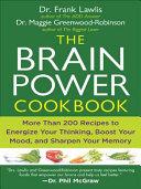 The Brain Power Cookbook
