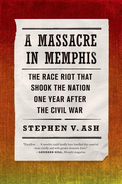 Download A Massacre in Memphis Book