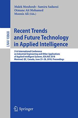 Recent Trends and Future Technology in Applied Intelligence PDF