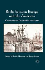 Books between Europe and the Americas PDF